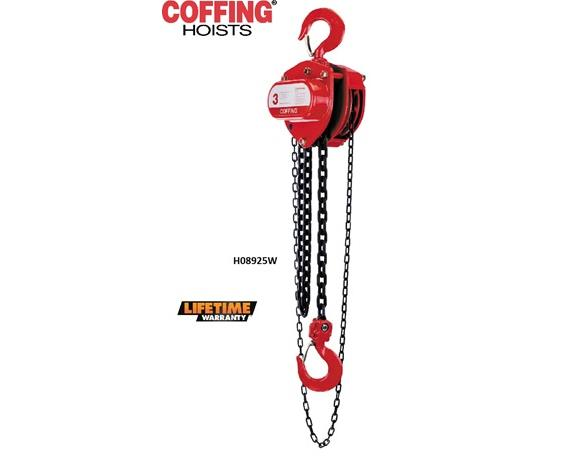 COFFING® HOISTS LHH HAND CHAIN HOISTS