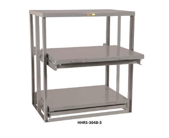 HEAVY-DUTY TOOL AND DIE SHELVING