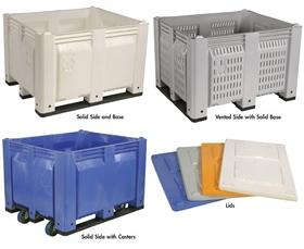 DECADE MACX® SOLID CONTAINERS