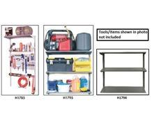 STORABILITY® MODULAR WALL STORAGE SYSTEMS